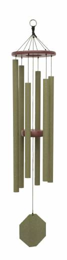 Wind Chime / Tranquil Rain  - 37""