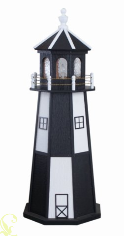 Checkered Lighthouses