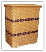 Wicker Basket - Clothes Hamper