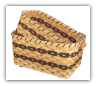 Wicker Basket - Laundry Basket