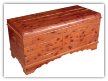 Cedar Chest / Waterfall