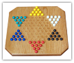 Chinese Checkers w/marbles