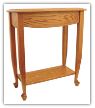 Console Table, Traditional
