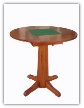 Ultimate Game Pub Table & Pool Cue Rack