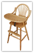 Child's Highchair,  Sheaf
