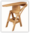 On-It Chair /Ironing Board / Step Stool
