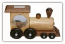 Train Piggy Bank-Loco / musical