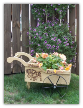 Peddlers Cart / Planter