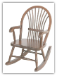 Child's Rocker/ Sheaf