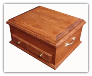 Silverware Chest - Plain